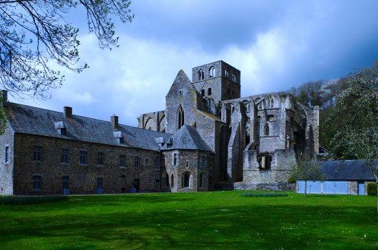 Hambye, Frankrig: L'abbaye