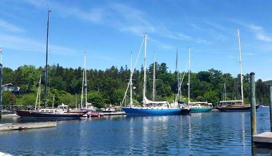 Morris Yachts, Northeast Harbor, ME