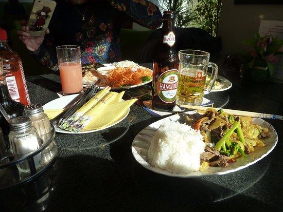 Hanoi: Comida al mediodía