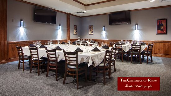 Colleyville, TX: The Celebration Room (Seats 20-40 people)