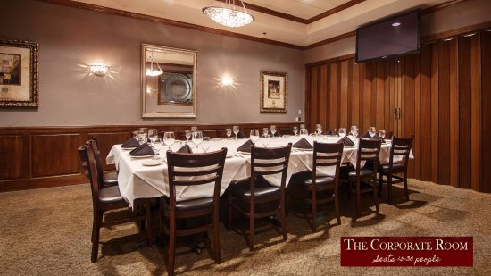Colleyville, Teksas: The Corporate Room (Seats 15-30 people)