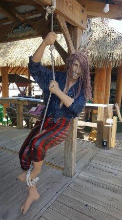 Lazy Pirate Island Sports Grill Carolina Beach Nc