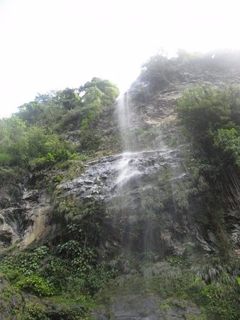 Maracas Falls : and we came and saw