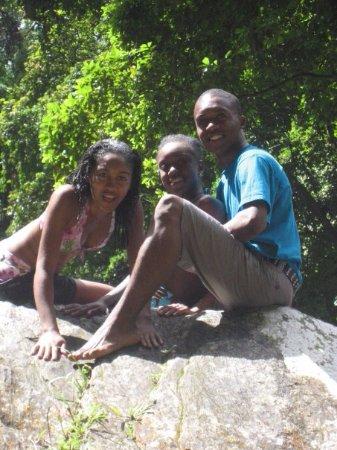Maracas Falls : we saw it all