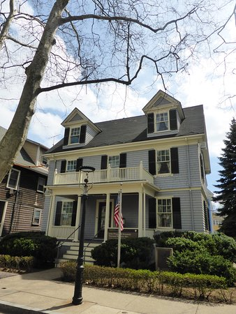 John F. Kennedy National Historic Site: The First Kennedy HOuse at 83 Beals Street Brookline