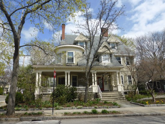 Brookline, MA: The 2ndKennedy house at 51 Abbotsford Road (not open to the public ) but worth walking to.
