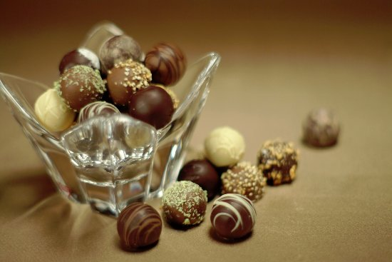 Oxford, PA: Delicious Swiss Chocolate Truffles