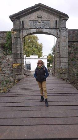 Puerta de la Ciudadela: DE DÍA