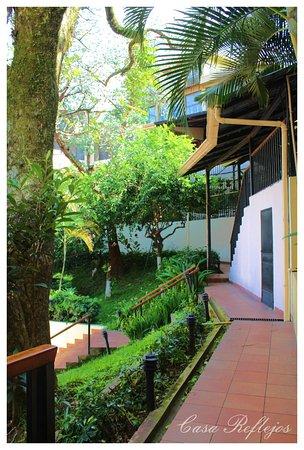 San Rafael de Escazu, Costa Rica: Areas verdes