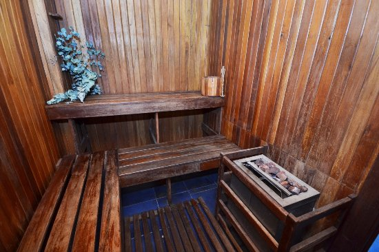 San Rafael de Escazu, Costa Rica: Dry Sauna