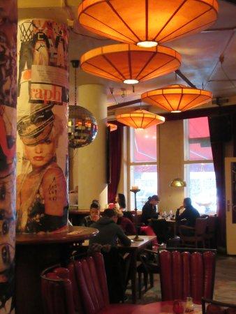 Photo of Modern European Restaurant T'Schuim at Spuistraat 189, Amsterdam 1012 VN, Netherlands
