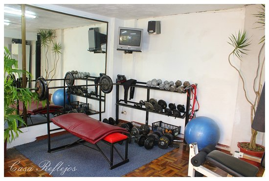 San Rafael de Escazu, Costa Rica: Gym