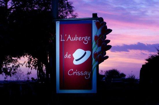Crissay-sur-Manse, France: enseigne