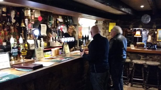 Kirkbymoorside, UK: Bar