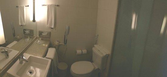 Hotel Novotel Rio De Janeiro Santos Dumont: Bathroom