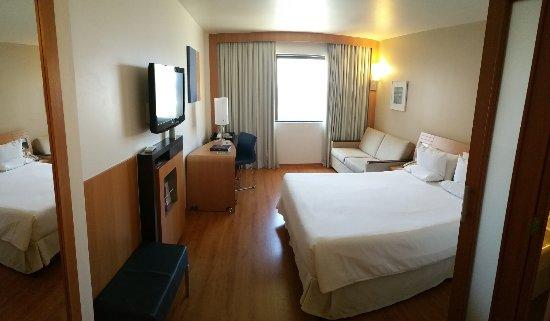 Novotel RJ Santos Dumont: Bedroom