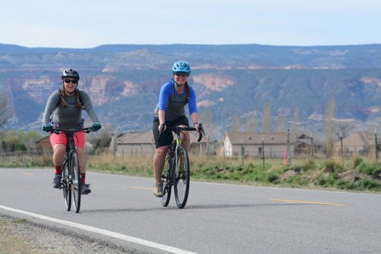 Fruita, CO: Excellent road riding for all ability levels