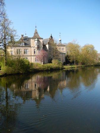 Bueckeburg, Germany: Schloss Buckenburg