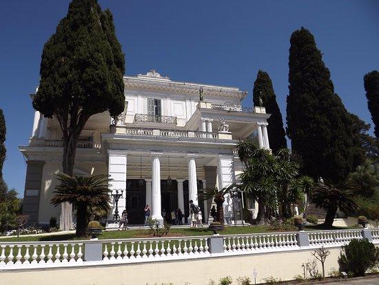 Gastouri, Yunanistan: exterior