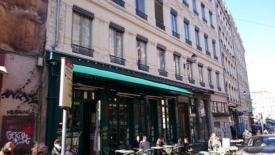 Restaurant L Apostrophe Lyon Horaires