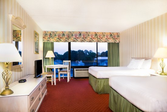 Fenwick Inn: Double Double Room