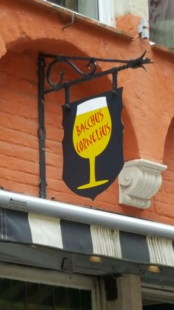 Bacchus Cornelius Beer and Jenever House : Baccus