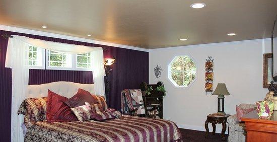 Sebastopol, CA: Vineyard Garden Suite
