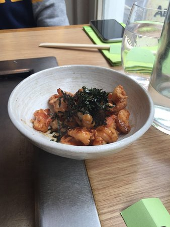 Abeno Too : Shrimps
