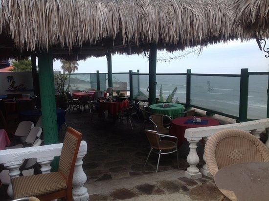 La Fonda Hotel & Restaurant: Restaurant