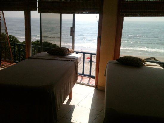 La Fonda Hotel & Restaurant: From our massage room