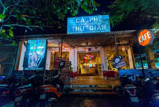 Chillout cafe 155 Nguyen Dinh Chieu