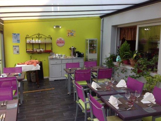 Restaurant Le Saint Marc Ploermel