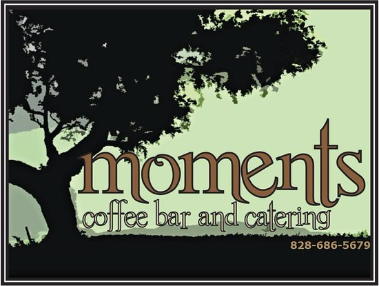 Swannanoa, NC: Moments Coffee Bar & Catering