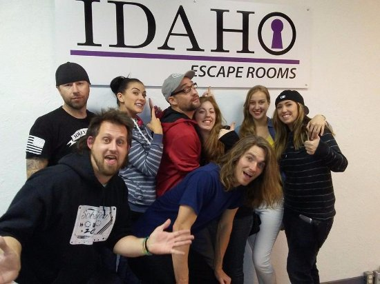 ‪Idaho Escape Rooms‬