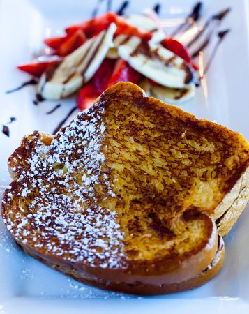Owings Mills, MD: French Toast