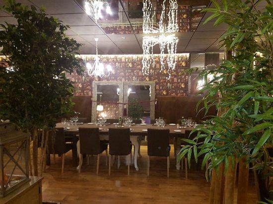 Aspe, España: Salón de celebraciones