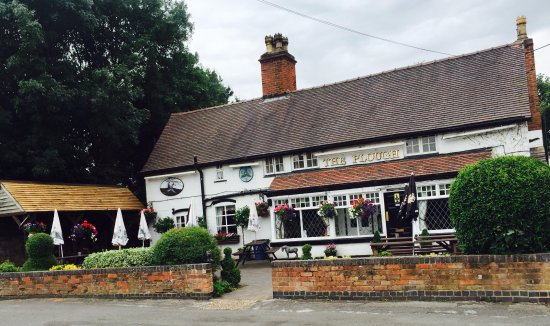 Shustoke, UK: The Perfect Country pub