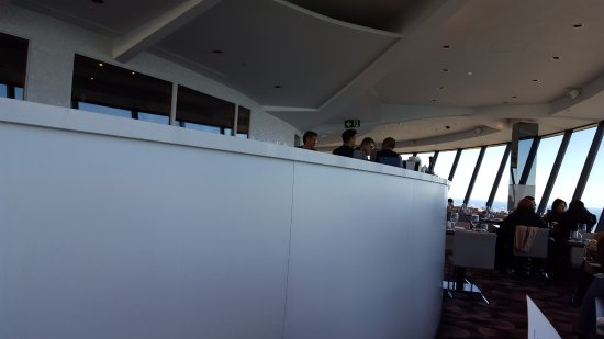 Inside Picture Of 360 The Restaurant At The Cn Tower Toronto
