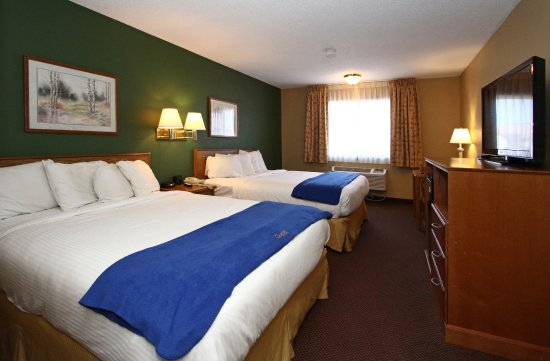 New Victorian Inn & Suites - Kearney