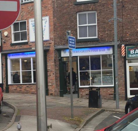 Fast Food Restaurants In Macclesfield