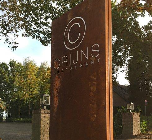 Welkom bij Restaurant Crijns