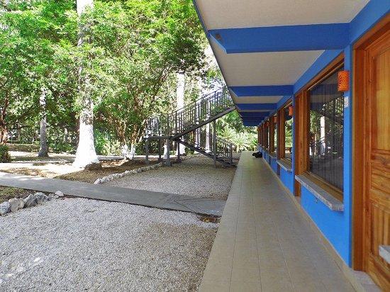 Nicoya, Kostaryka: Habitaciones pequeñas