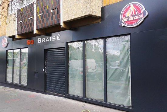 Colombes, فرنسا: Restaurant So Braisé