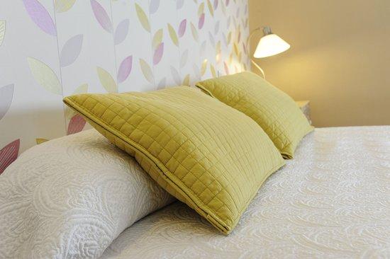 Bielle, Francia: Chambre Confort +, lumineuse, confortable et spacieuse