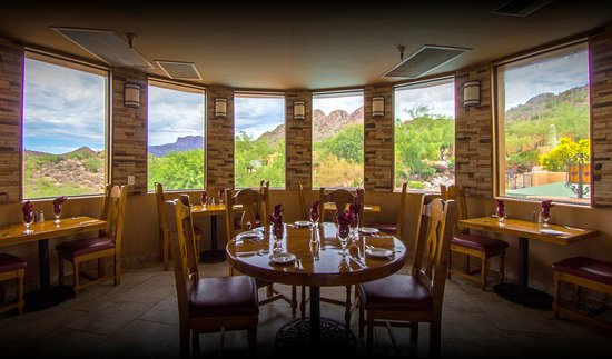 Gold Canyon, AZ: Kokopelli's is where great views meet fantastic dining.
