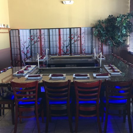 Westlake, OH: Hibachi Party Room