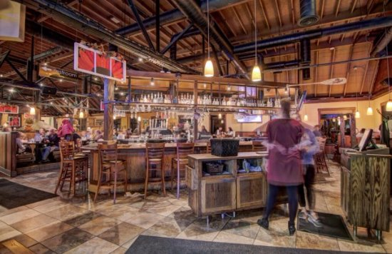 Hudson, WI: Inside Bar Area