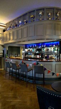 Ilminster, UK: The Bar
