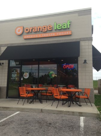 ‪‪Bedford‬, ‪Indiana‬: Welcome to your Bedford Orange Leaf! ‬