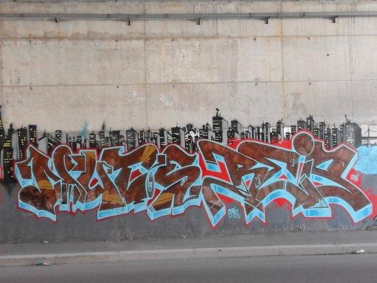 Muro Libero di Via Renato Guttuso